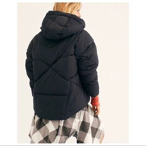 Free People Jackets & Coats - NWT | Free People Hailey Puffer Coat